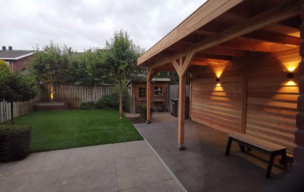 Project tuinhuis Oss